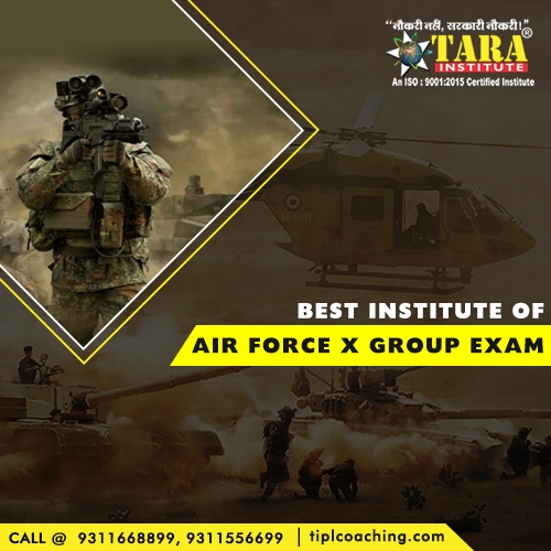 Air Force Y Group Coaching in Delhi | Best Institute for Air