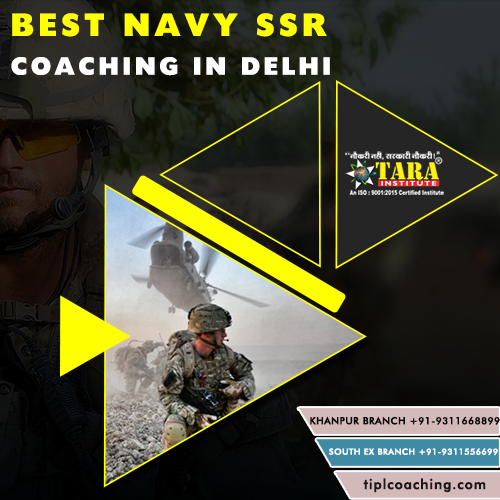 Navy SSR Exam Coaching in Delhi