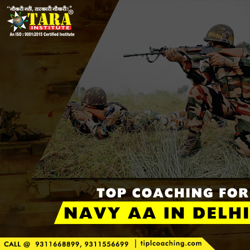 Navy AA Coaching Classes in South Ex Delhi