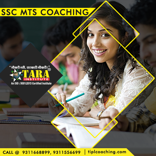 SSC MTS Coaching Classes in South Ex Delhi