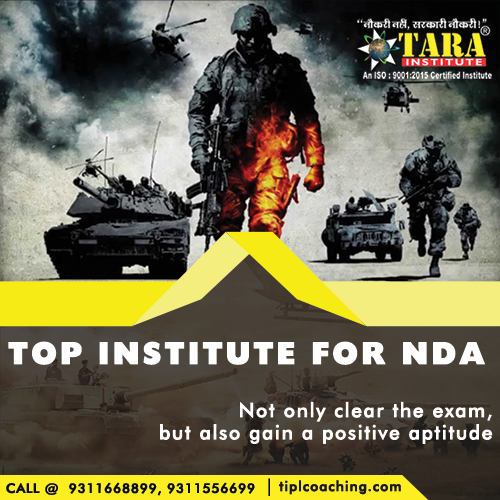 NDA Coaching Classes in Khanpur Delhi