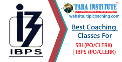 IBPS Clerk entrance coaching